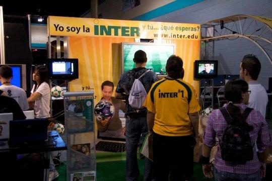 Booth de la Inter