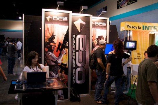 Online Combat Arena (OCA)