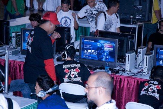 Perfect Evolution durante el torneo