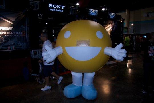 Booth de Sony