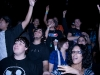 El publico antes de la final de Street Fighter